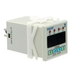Таймер цифровой с задержкой 0,1с - 99,59ч 24В AC-DC