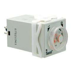 Реле времени с задержк. выкл. 6,0-60 сек 24-220В AC-DC