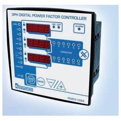 Контроллер коэффициента мощности цифр. 3-фаз. 8 ступеней