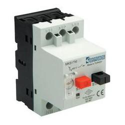 Автомат защиты двигателя термомагнитный 0.4-0.63А