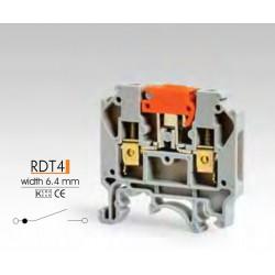 RAAD ► Клеммные зажимы с размыкателем RDT4 – Артикул: RDT4