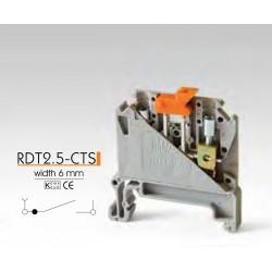 RAAD ► Клеммные зажимы с размыкателем RDT2.5-CTS – Артикул: RDT2.5-CTS