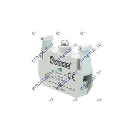 EMAS - Блок-контакт подсветки ВВ-4
