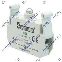 EMAS - Блок-контакт подсветки В9