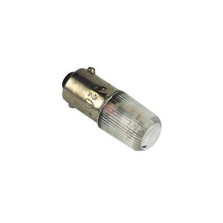 Лампа неоновая Ва9S 220B зеленая (штыковая) Артикул: NA201Y