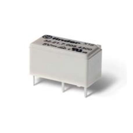 Finder - Субминиатюрные PCB реле для печатного монтажа 6А - 32 серия: 32.21-x300