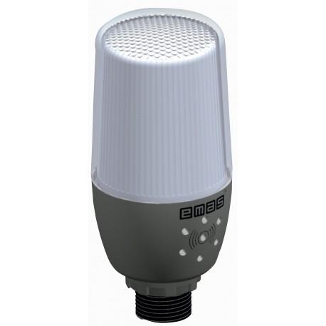 EMAS - Светосигнальная колонна 220 V AC с зуммером и кабелем 1м - Артикул: IF5M220ZM05-1