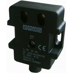 EMAS - Выключатель дверей лифта - Артикул: Z71