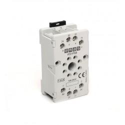 EMAS ► Релейная колодка на 8 контактов – Артикул: RS1P08G1