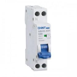 CHINT ► Автоматический выключатель серии NBH8-40 1P+N 4.5kA