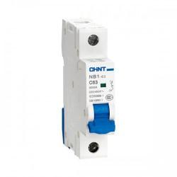 CHINT ► Автоматический выключатель серии NB1-63 1P