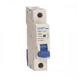 CHINT ► Автоматический выключатель серии NB1-63H 10kA 1P