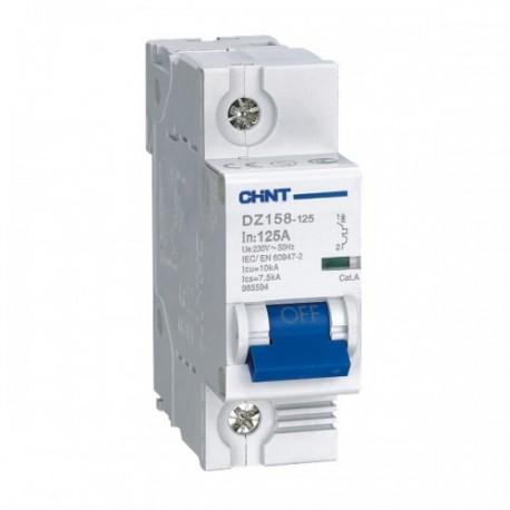 CHINT ► Автоматический выключатель серии DZ158 10kA (1P)
