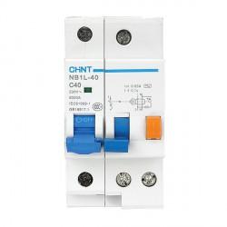 CHINT ► Автоматы дифференциальные серии NB1L (1P)