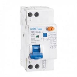 CHINT ► Автоматы дифференциальные серии NBH8LE-40