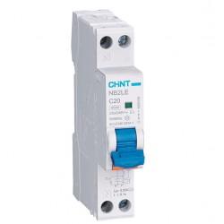 CHINT ► Автоматы дифференциальные серии NB2LE
