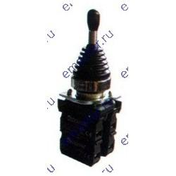 Кнопка-джойстик 4-х позиционный с фиксацией (CM)