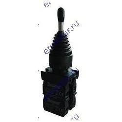 Кнопка-джойстик 4-х позиционный с фиксацией (CP)