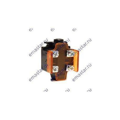 EMAS - Контактный блок быстродействующий с коротким штырем (1НО+1НЗ)