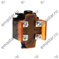 EMAS - Контактный блок медленнодействующий с коротким штырем (1НО+1НЗ)