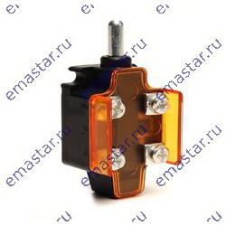 EMAS - Контактный блок быстродействующий с длинным штырем (1НО+1НЗ)
