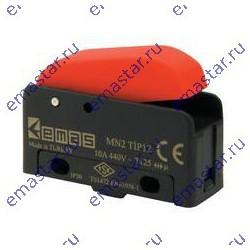 Мини-выключатель с клавишей (1НЗ) MN2TIP12