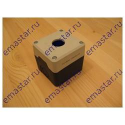EMAS ► Кнопочный пост пластиковый пуcтой 1-но кнопочный IP65 – Артикул: PY1BOS