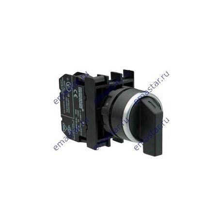 EMAS - Переключатель 0-1 с фиксацией (1НО)