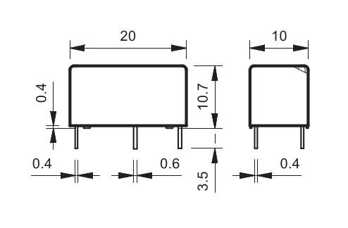 Finder - Субминиатюрные PCB реле 6А - 32 серия