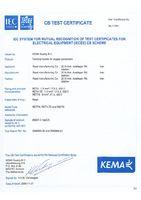 CB Test RDT4, RDT4-TS, RSTT6