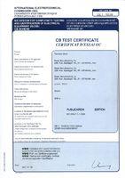CB Тест RTP4 (Сертифицирован VDE)