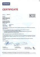 Сертификат на RTP4