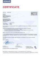 Сертификат на RSTP6