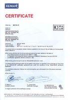 Сертификат на RST6