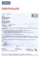Сертификат на RFT5
