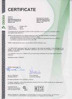 Сертификат RSL22 (Индикатор)